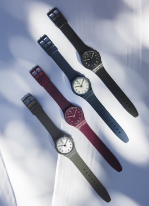 1983 Swatch models