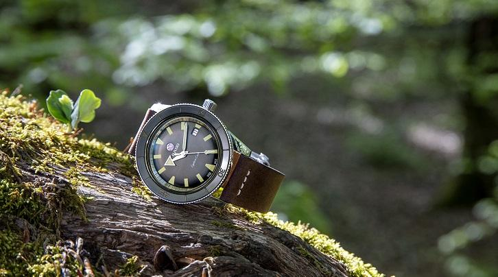 montre Rado Captain Cook